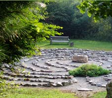 Kirkridge Labyrinth